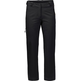 Jack Wolfskin Activate Thermic Pantalon Femme, black